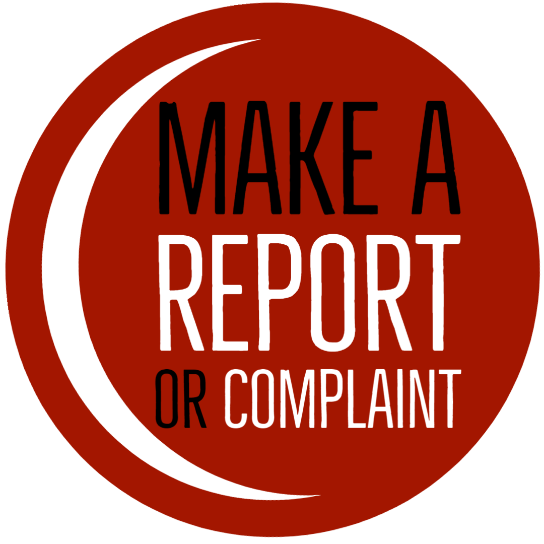 Make a Complaint Button